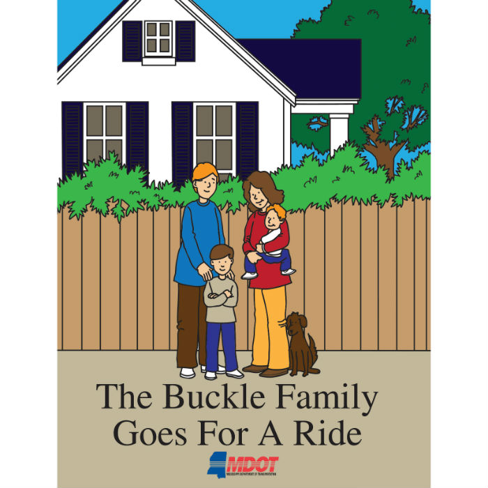 The Buckle Family Goes for a Ride