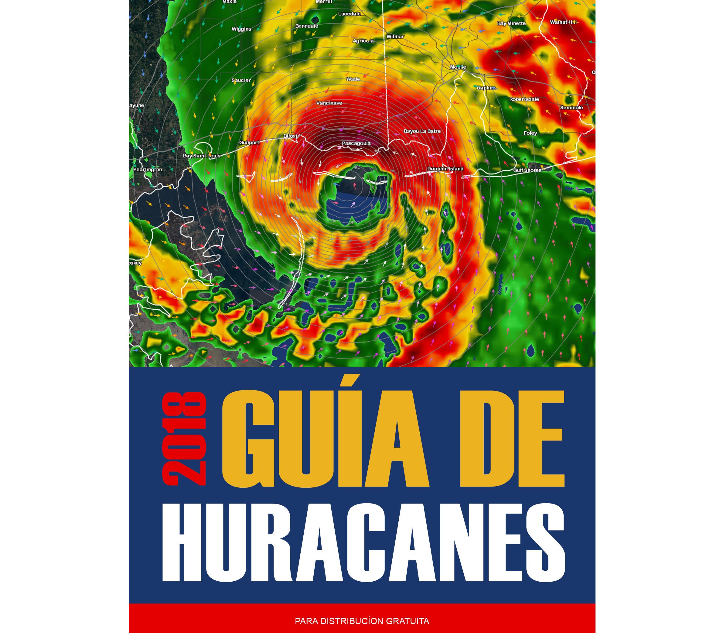 Guía de evacuación en caso de Huracanes