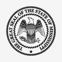 State Seal in black and white