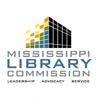 Library Commission logo