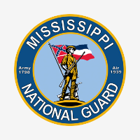 Mississippi National Guard logo