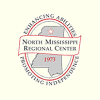 North Mississippi Regional Center logo