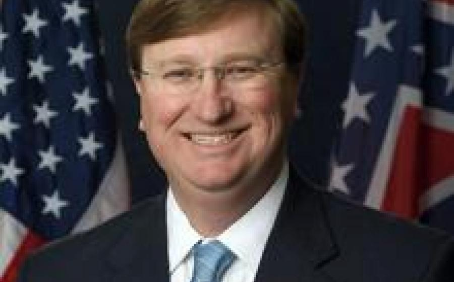 Governor Tate Reeves
