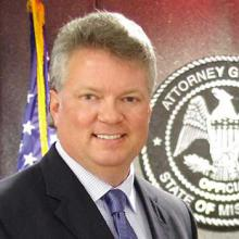Image of Attorney General Jim Hood