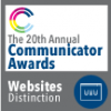 The 20th Annual Communicator Awards Logo