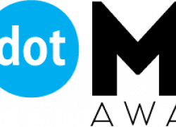dot com award logo