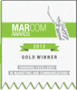 Marcom Awards Gold Recognition